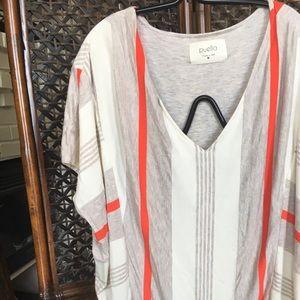 Mini dress / long top
